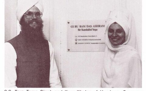Growing Our Global Sangat: Europe in the '80s and '90s