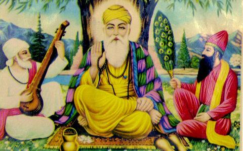 Guru Nanak's Journey