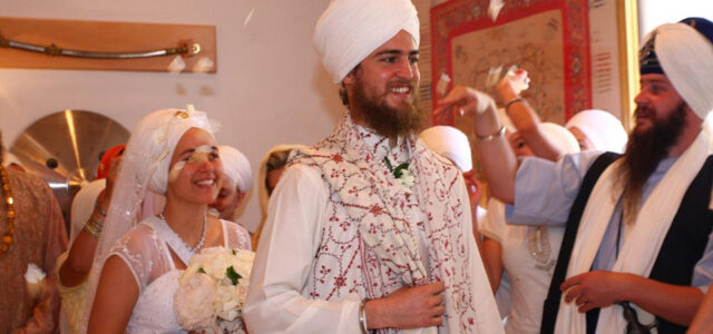 Anand Karaj (Sikh Wedding Ceremony)