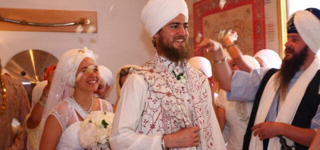 Anand Karaj (Sikh Wedding Ceremony)