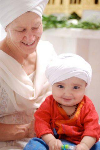 manjit-grandson
