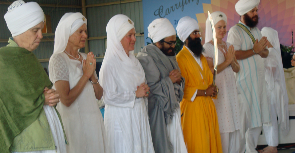 Becoming a Sikh Dharma International Minister