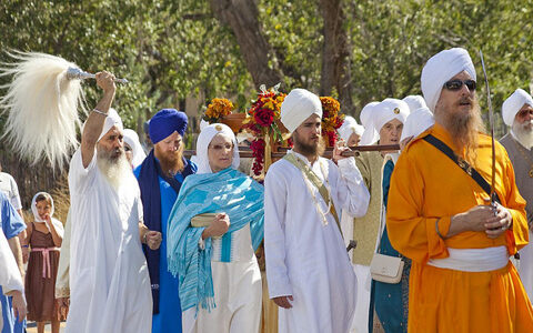 My Personal Identity Bows to the Guru