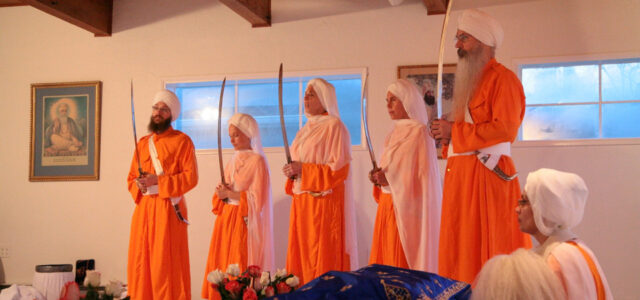 Amrit Sanchar (Sikh Baptism)