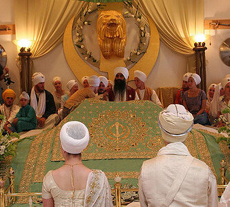 Guru Nanak's Marriage
